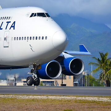 Boeing 747 by mattjwett773