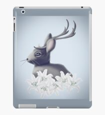The Jackalope iPad Case/Skin