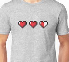 Half a Heart Unisex T-Shirt