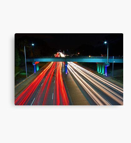 Peak Hour Traffic  Canvas Print