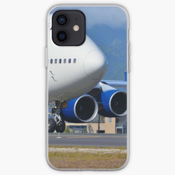 Boeing 747 iPhone Soft Case