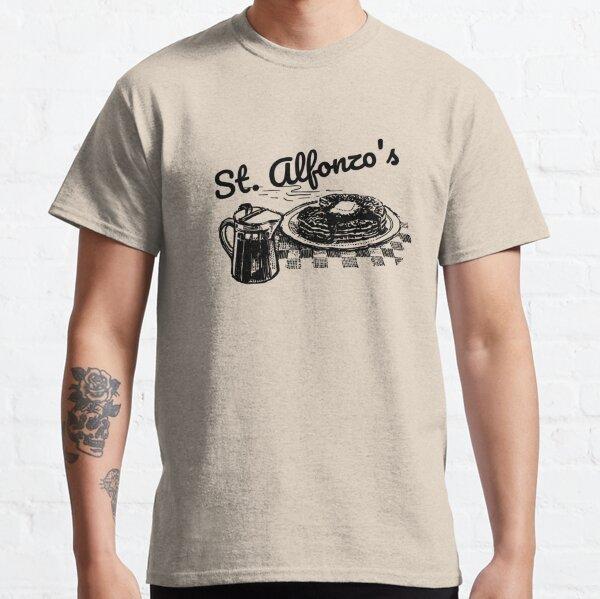 Déjeuner aux crêpes de Zappa St. Alfonzo T-shirt classique