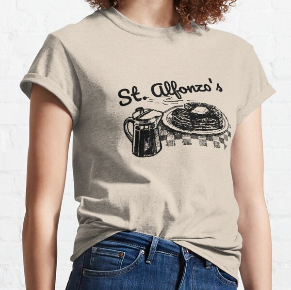 Zappa St. Alfonzo's Pancake Breakfast Classic T-Shirt