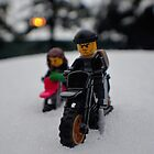 LEGO B-Hikers by Alessandro Florelli