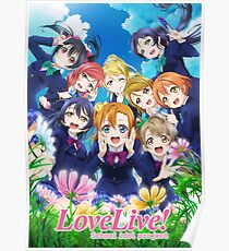 Love Live School Idol Posters | Redbubble