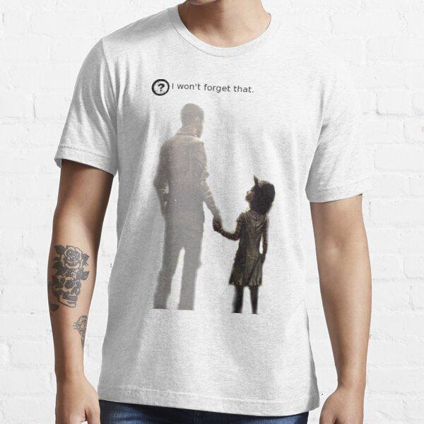 No voy a olvidar esto Camiseta esencial