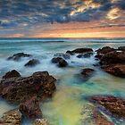 Miami Sunrise by RhondaR