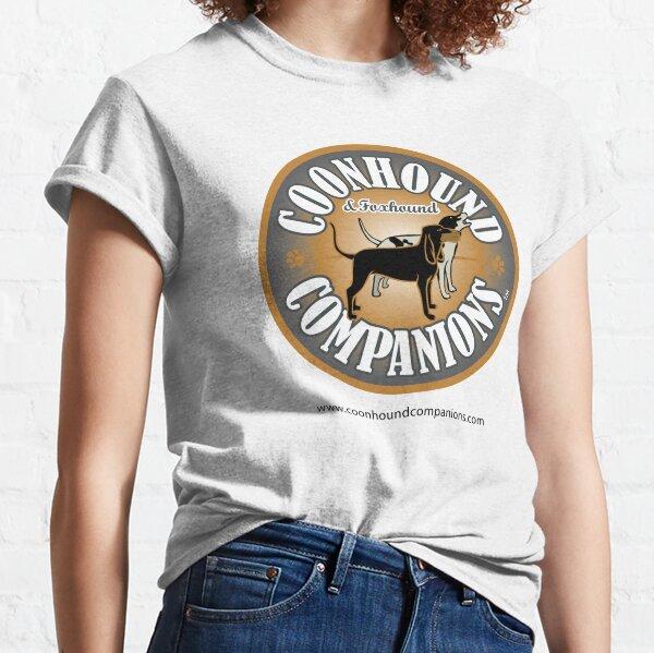 Coonhound & Foxhound Companions Logo Classic T-Shirt