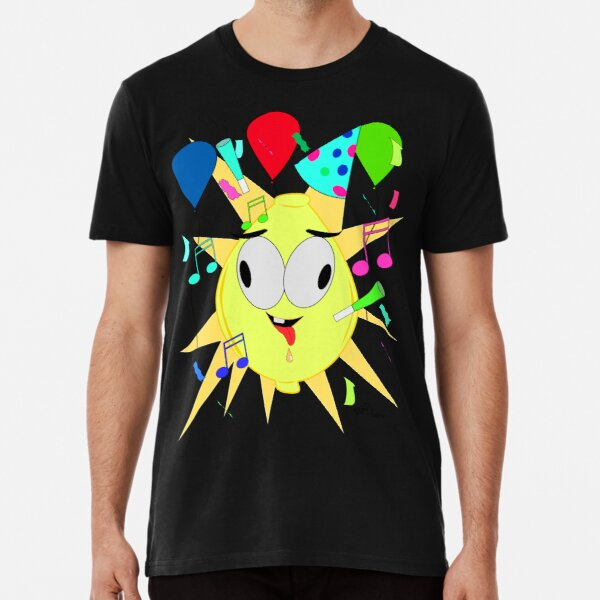 Sammi The Party Lemon Premium T-Shirt