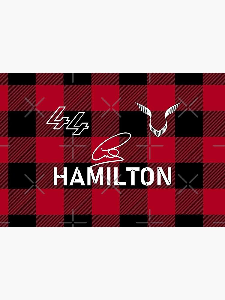 «Lewis Hamilton Spécial Signé 2021» par Chmikro