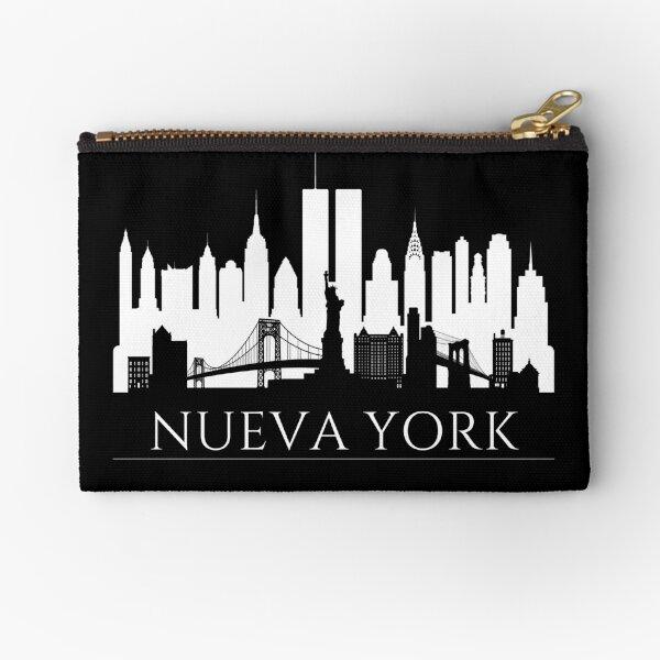 Nueva York Zipper Pouch