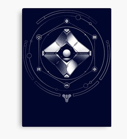FATE OF THE GUARDIAN Canvas Print