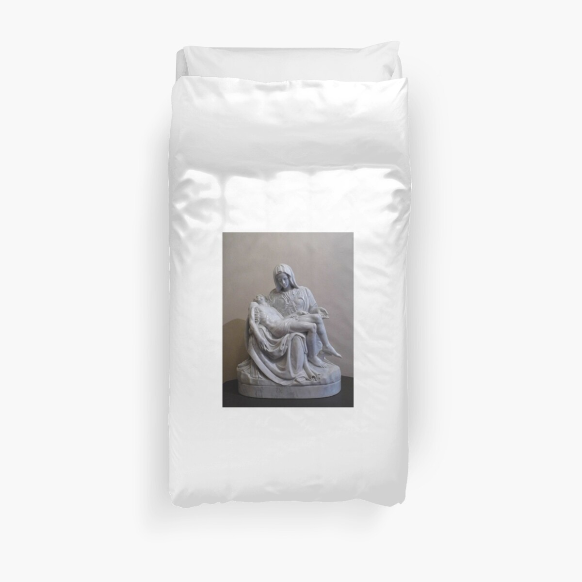 Pieta by WildestArt