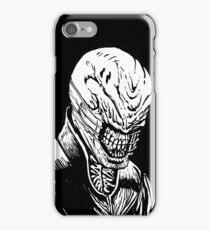 Hellraiser Cenobite Chatterer iPhone Case/Skin