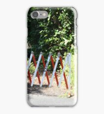 No Entry iPhone Case/Skin