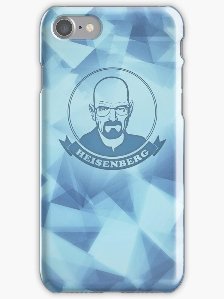 Walter White - Heisenberg - Blue Meth Edition by badbugs