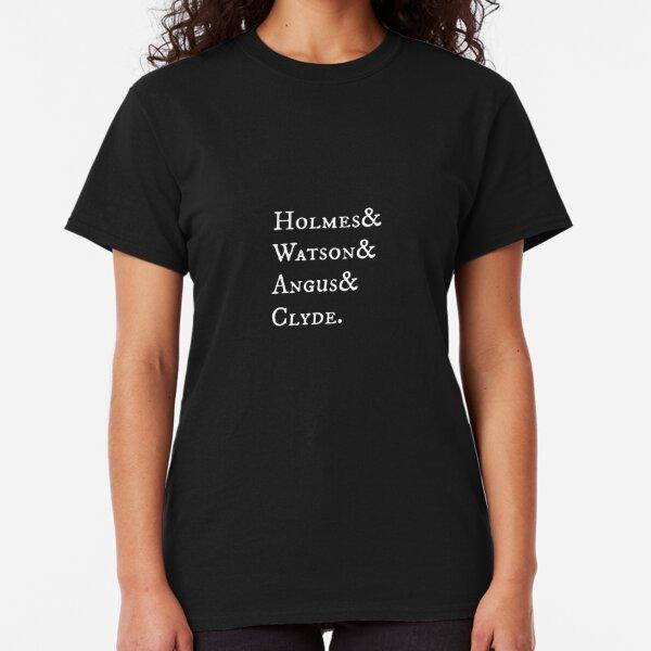 Elementary Holmes & Watson Antique Classic T-Shirt