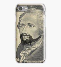 Lin-Manuel Miranda is Alexander Hamilton $10 Bill iPhone Case/Skin