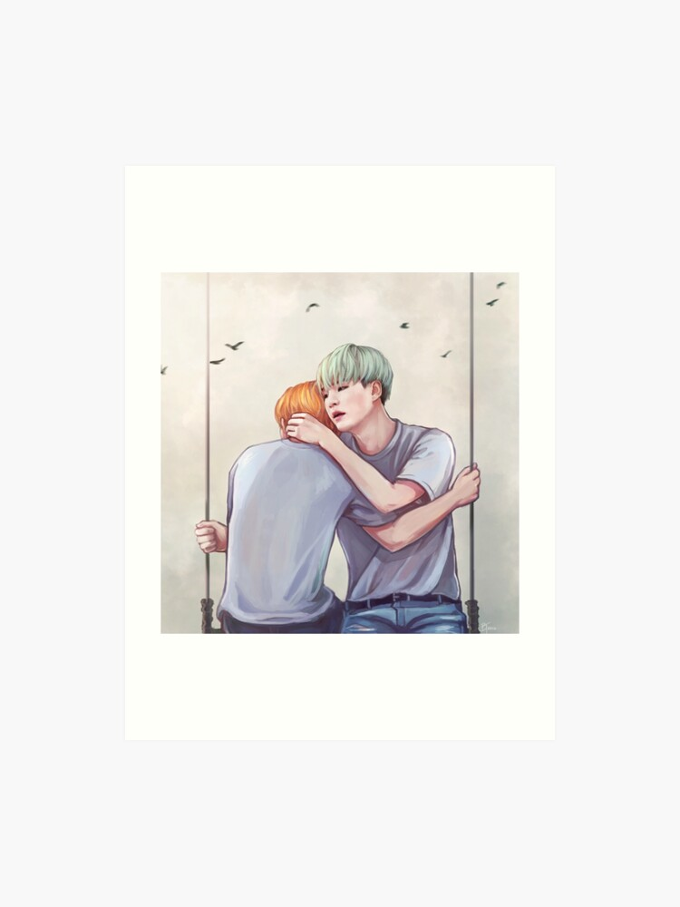Yoonmin Commission   Art Print