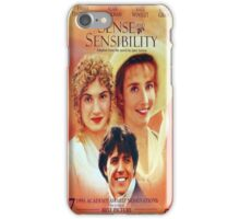 Sense and Sensibility iPhone Case/Skin