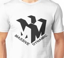 Massive Dynamic Unisex T-Shirt
