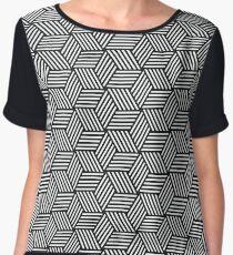 Isometric Women's Chiffon Top