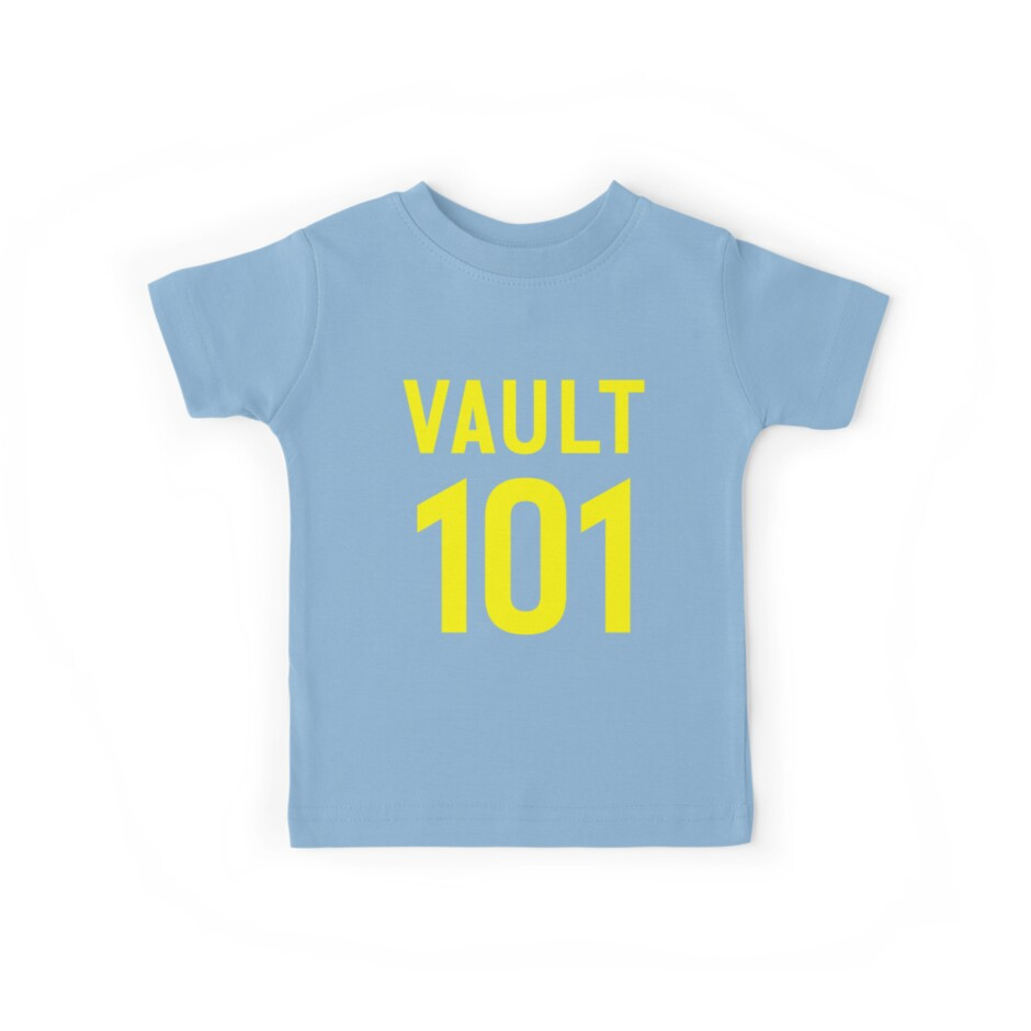 Vault 101 by boxsmash