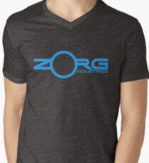 ZORG Industries Men's V-Neck T-Shirt