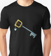 Camiseta ajustada Kingdom Key - Kingdom Hearts