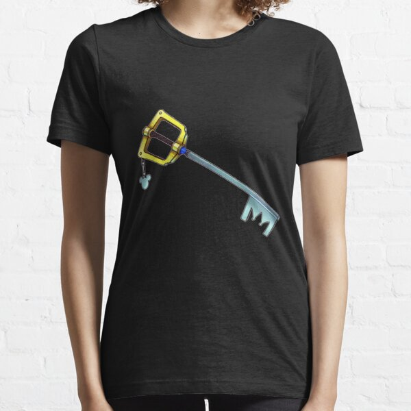 Kingdom Key - Kingdom Hearts Essential T-Shirt