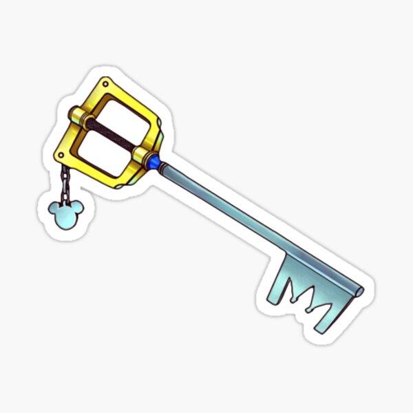 Kingdom Key - Kingdom Hearts Sticker