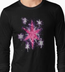 Twilight Sparkle CM Splatter Long Sleeve T-Shirt