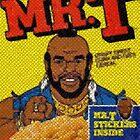 1980 Mr. T Cereal- original mosaic design cereal shaped.  von MaskedMarvel