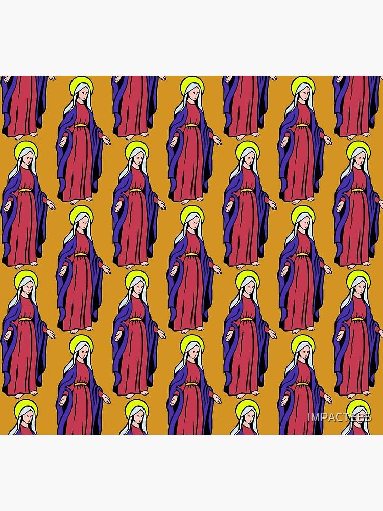 VIRGIN MARY-2 by IMPACTEES