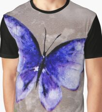 Butterfly Whimsy Graphic T-Shirt