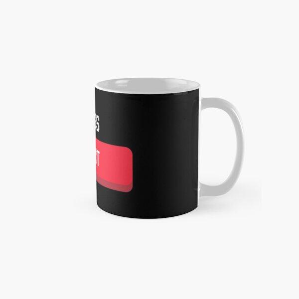 Press START Classic Mug