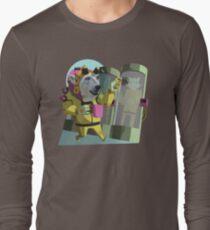 Peter Polar: Cryogenics Engineer Long Sleeve T-Shirt