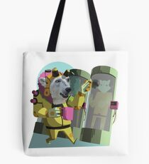 Peter Polar: Cryogenics Engineer Tote Bag