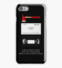 Killing Time iPhone Case/Skin