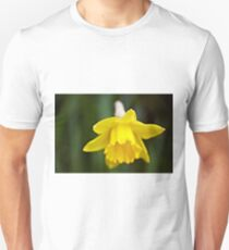 The first bulb of Spring Unisex T-Shirt