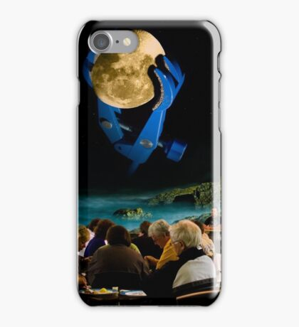 Lunacy iPhone Case/Skin