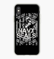 NAVY SEALS iPhone-Hülle & Cover