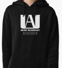 U.A. High Plus Ultra logo - (My Hero Academia, Boku no Hero Academia, BNHA) Pullover Hoodie