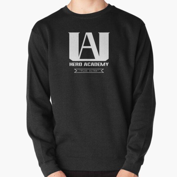 Logo UA High Plus Ultra - (Mon Académie des Héros, Boku no Hero Academia, BNHA) Sweatshirt épais