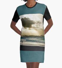 Rainbow Bay ambience  Graphic T-Shirt Dress