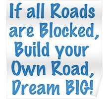 Build your own road dream big design samsung galaxy for Build your own net dream