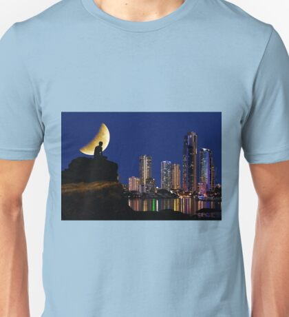 Where serenity ends T-Shirt
