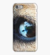The World in Your Eyes iPhone Case/Skin
