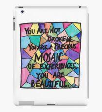 Precious Mosaic iPad Case/Skin