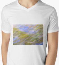 Over the Oceans, Gaze. Men's V-Neck T-Shirt